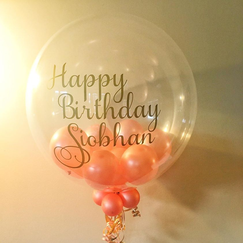 Siobhan Bubble