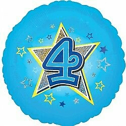 Blue 4 on Star