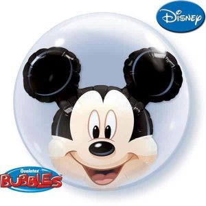 MickeyMouse Double Bubble