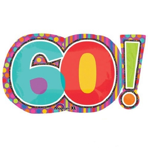 Bright and Colourful 60