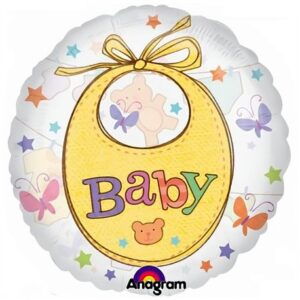 Transparent Baby Balloon
