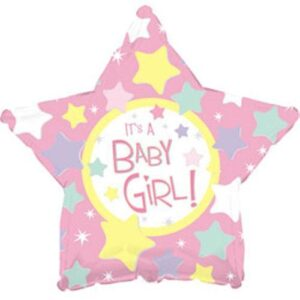 It's A Baby Girl Star