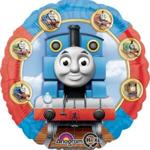 E3. Thomas The Tank Engine