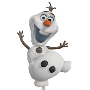Frozen Olaf Supershape