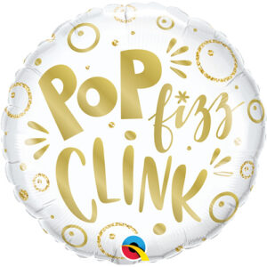 "Pop Fizz Clink 18"" Foil"