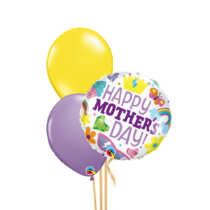 Everything Mother's Day 3 Balloon Bouquet